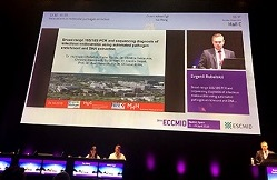 blog ECCMID 2018 Evgenii
