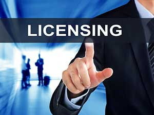 service licensing